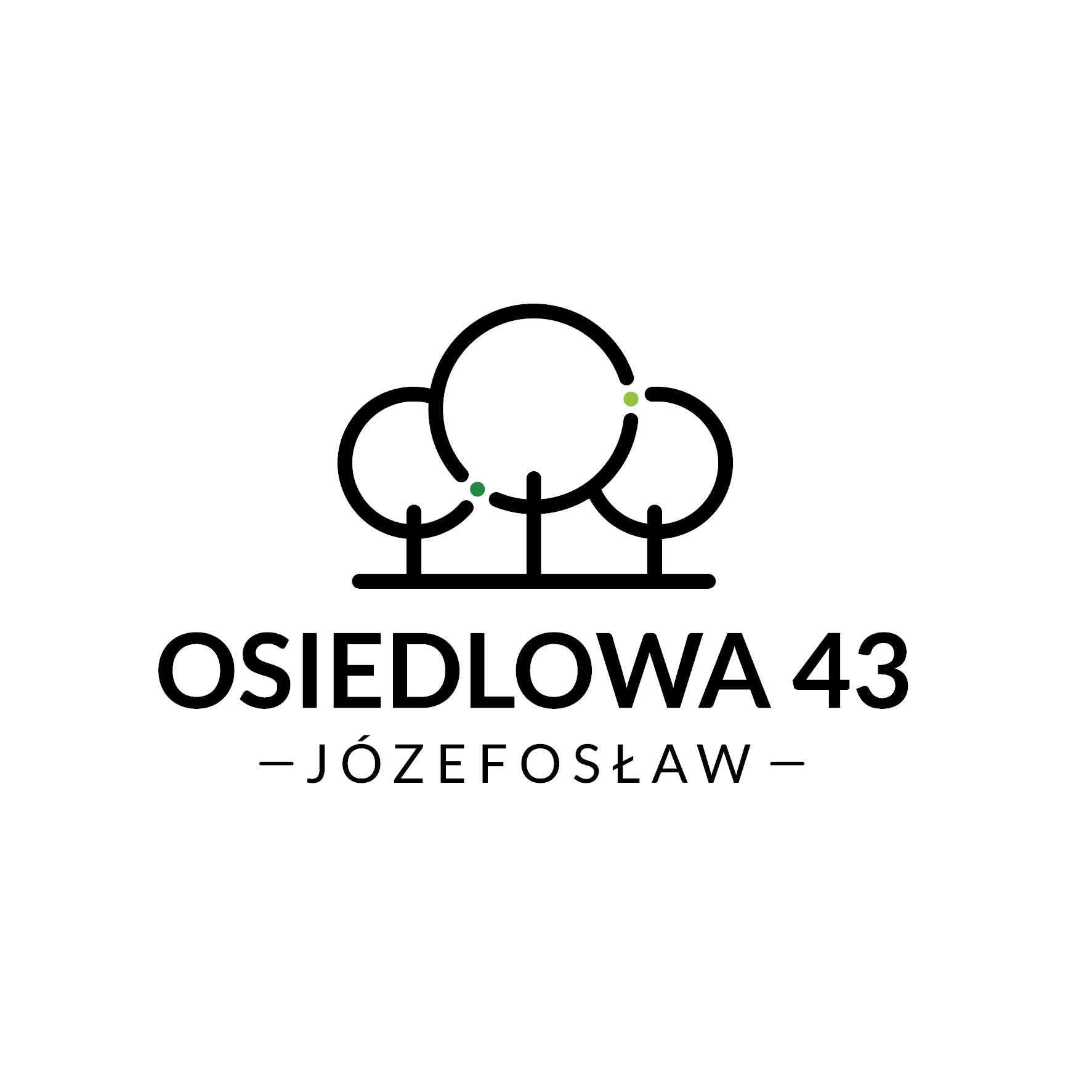 Szeregowce pod Warszawą - Osiedlowa 43