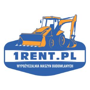 Wynajem koparki Poznań - 1Rent
